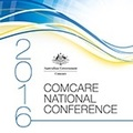 2016 Comcare National Conference icon