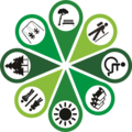 Green Pavlova 2018 icon