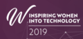 Copy of Inspiring Women into Technology 2019 icon
